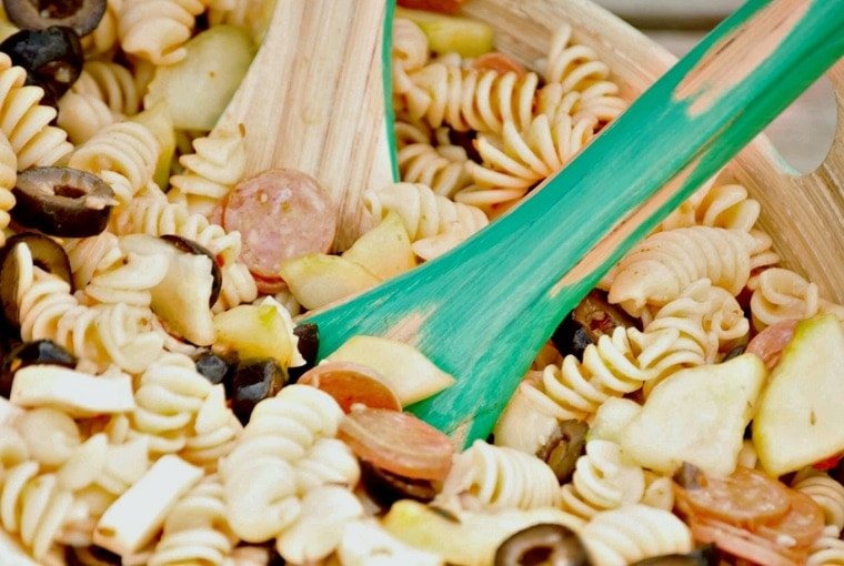 Family Favorite Pasta Salad