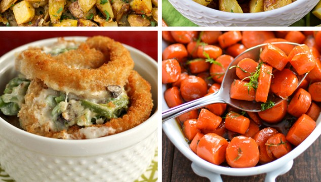 35 NEW Thanksgiving Side Dishes