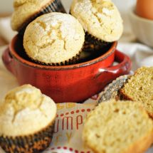 Pumpkin Muffins from Scratch