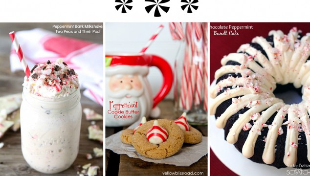 15 Peppermint Recipes for the Holidays