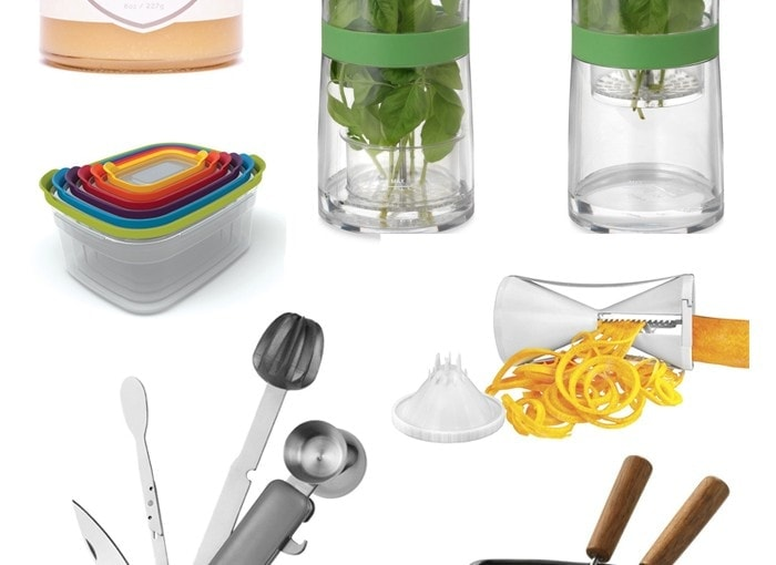 25 Gift Ideas for Foodies and Cooks (to fit every budget!)