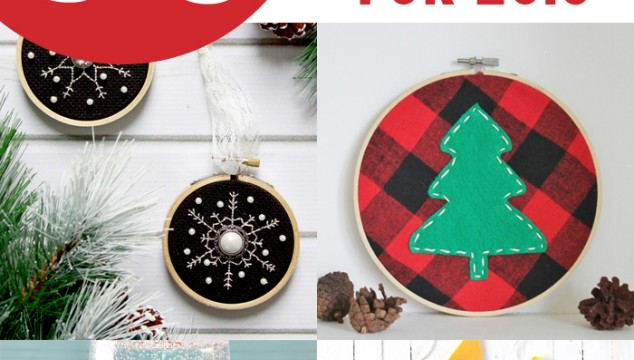 35 DIY Christmas Crafts for 2015