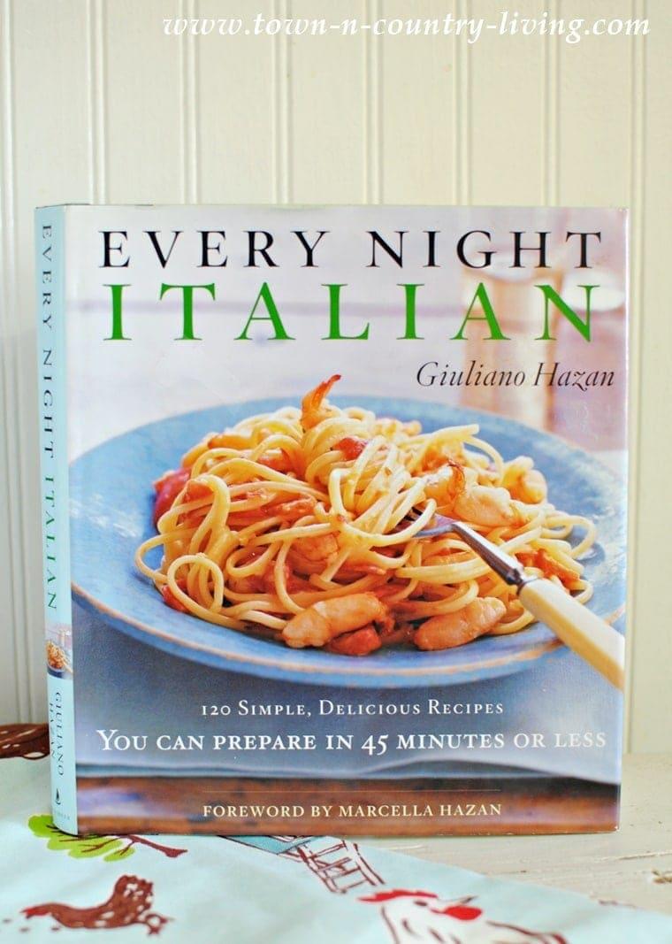 Every Night Italian Cookbook