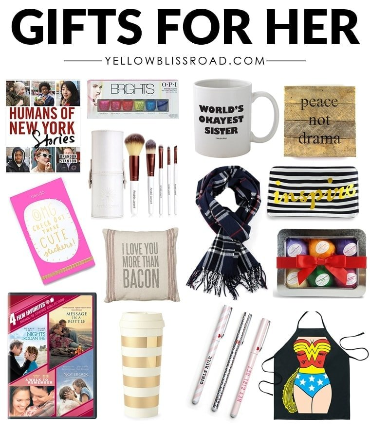 Gifts For Her 1 2 Gift Ideas