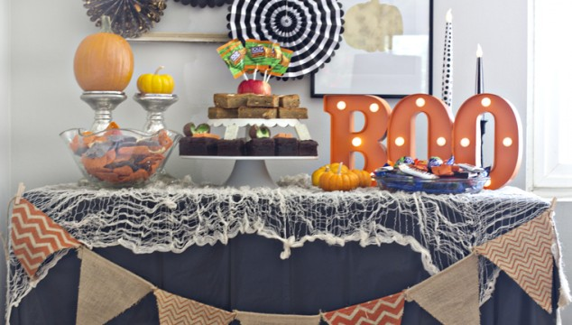 Tips for a Not-so-Scary Halloween Party