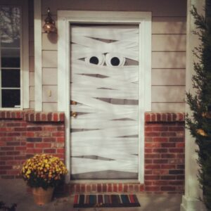 MonsterMummyDoor