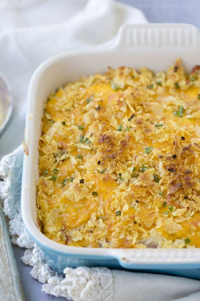 Original twice baked potato casserole photo