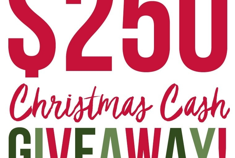 15 Brilliant Ideas for Christmas and a $250 CASH Giveaway!