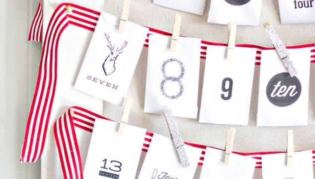 DIY Advent Calendar with Activities and Scripture