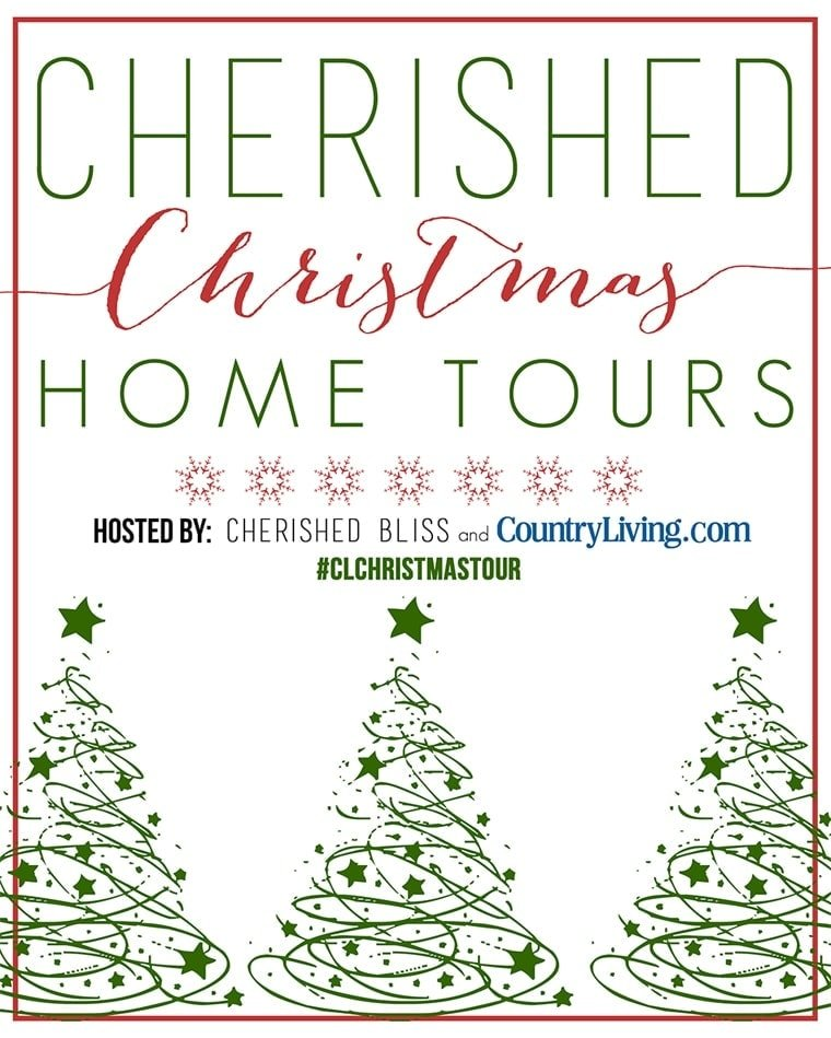 Holiday Home Tour with Cherished Bliss and Country Living