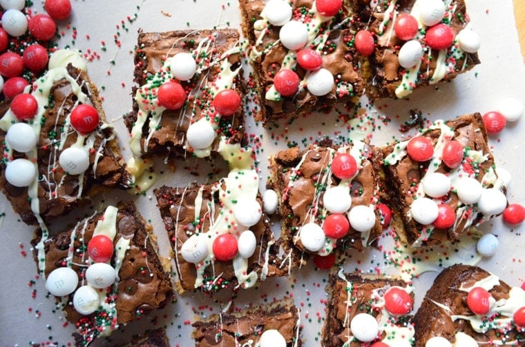 Peppermint Brownies recipe