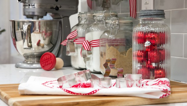 2015 Christmas Kitchen Details and Sources