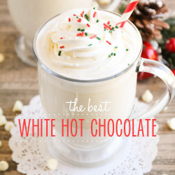 social media image of White Hot Chocolate