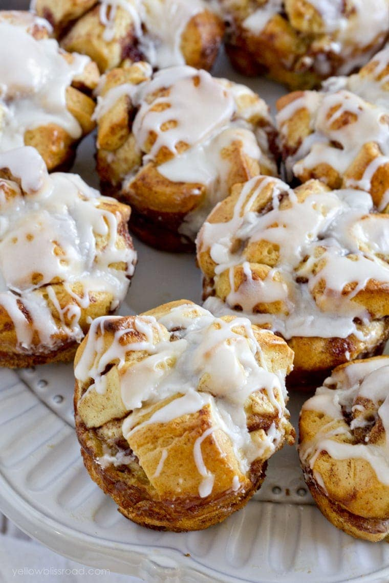 Cinnamon French Toast Pull Apart Muffins