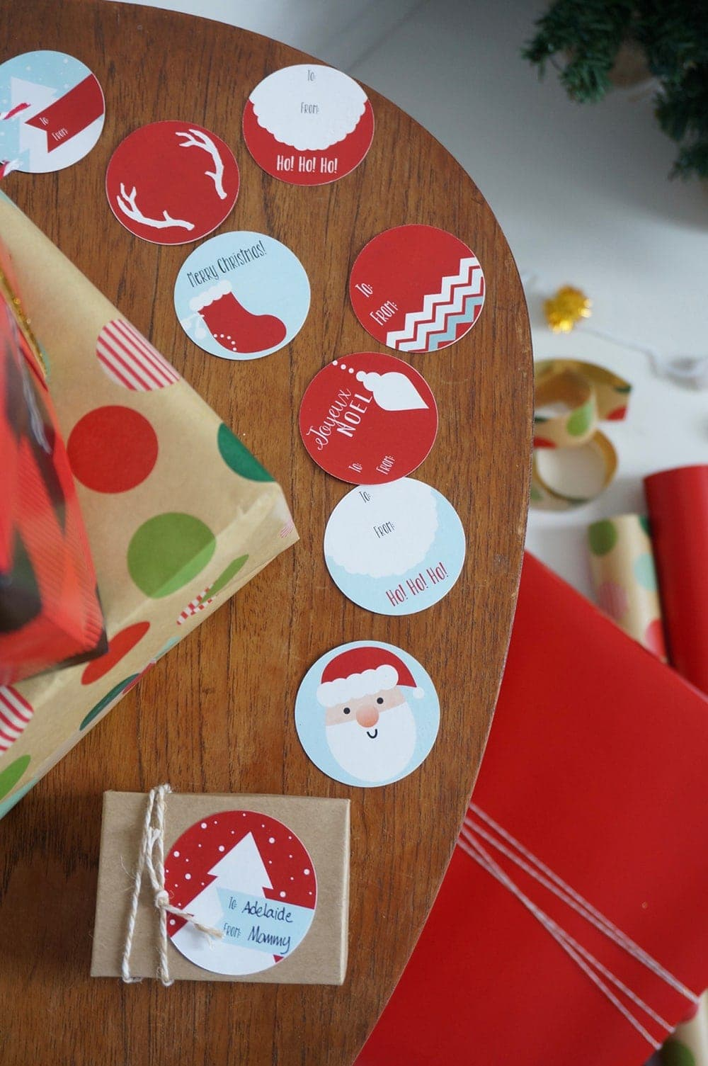 Free-Printable-Christmas-Gift-Tags - 6