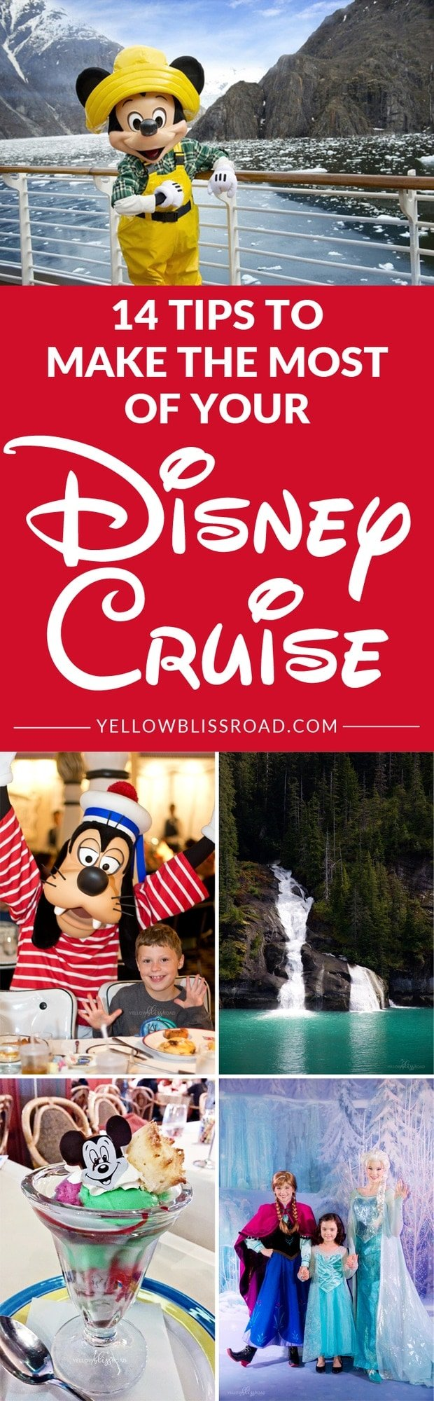 Tips For A Magical Disney Cruise Yellow Bliss Road - 9 tips for visiting alaska