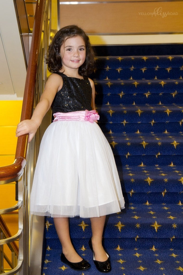 Disney Cruise Line Formal Night