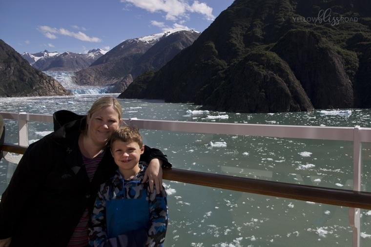 Disney Cruise Line Glacier