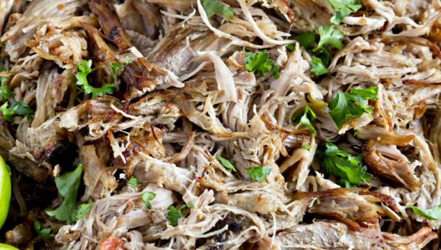 Easy Slow Cooker Carnitas Recipe