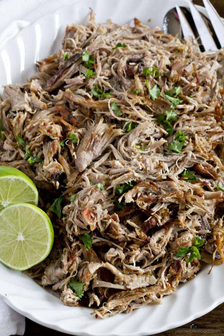 Easy Slow Cooker Carnitas
