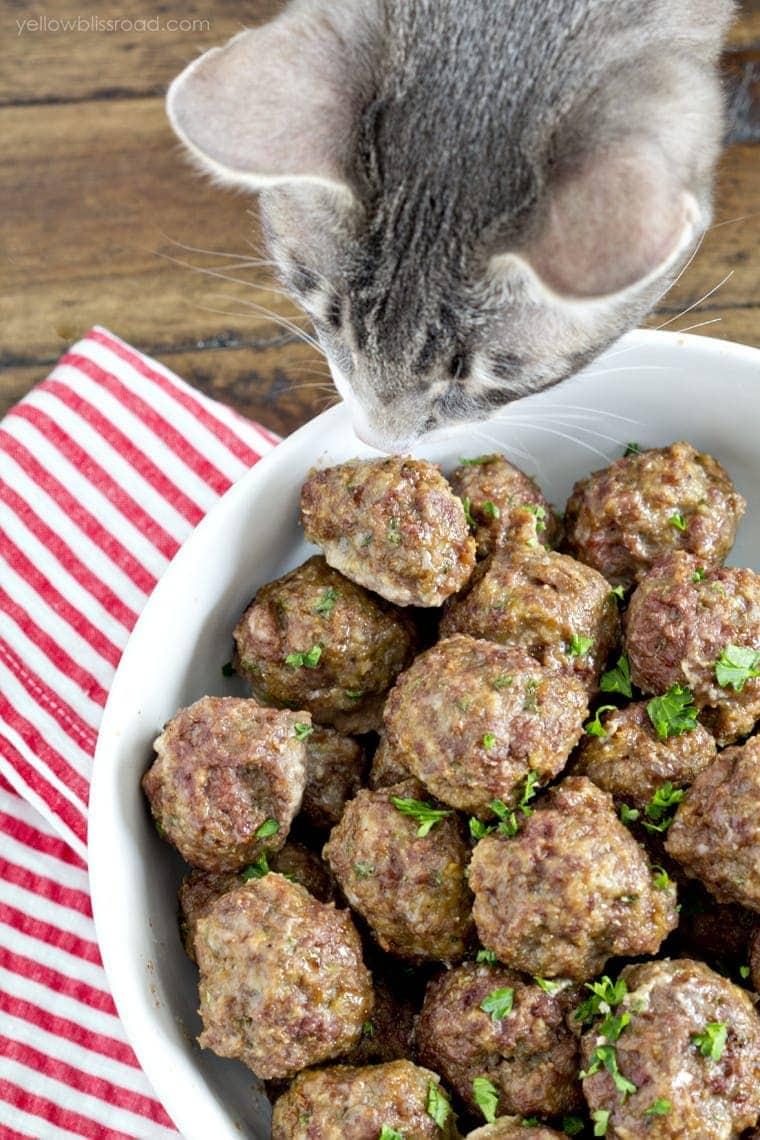 Quick Meatballs Recipe