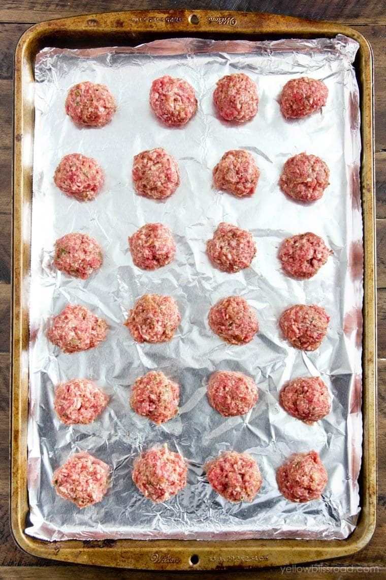 How To Make Homemade Meatballs Easy Homemade Meatball Recipe