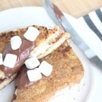 S'mores French Toast--An indulgent breakfast