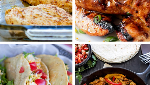 Best Ever Chicken Recipes from Top Food Bloggers