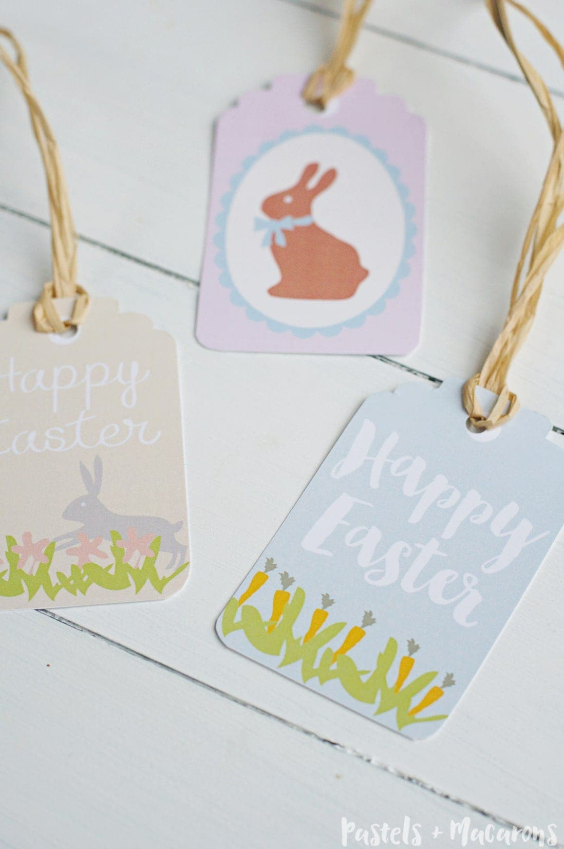 Free printable easter gift tags download your free printable easter gift tags for all your gifts this easter you get negle Images