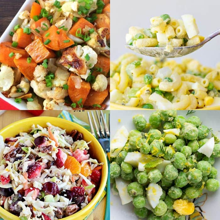 35 Side Dishes For Easter