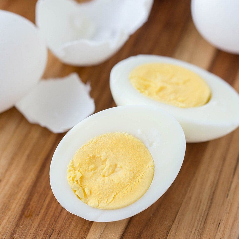 Hard Boiled Eggs - Perfect Eggs Every Time!