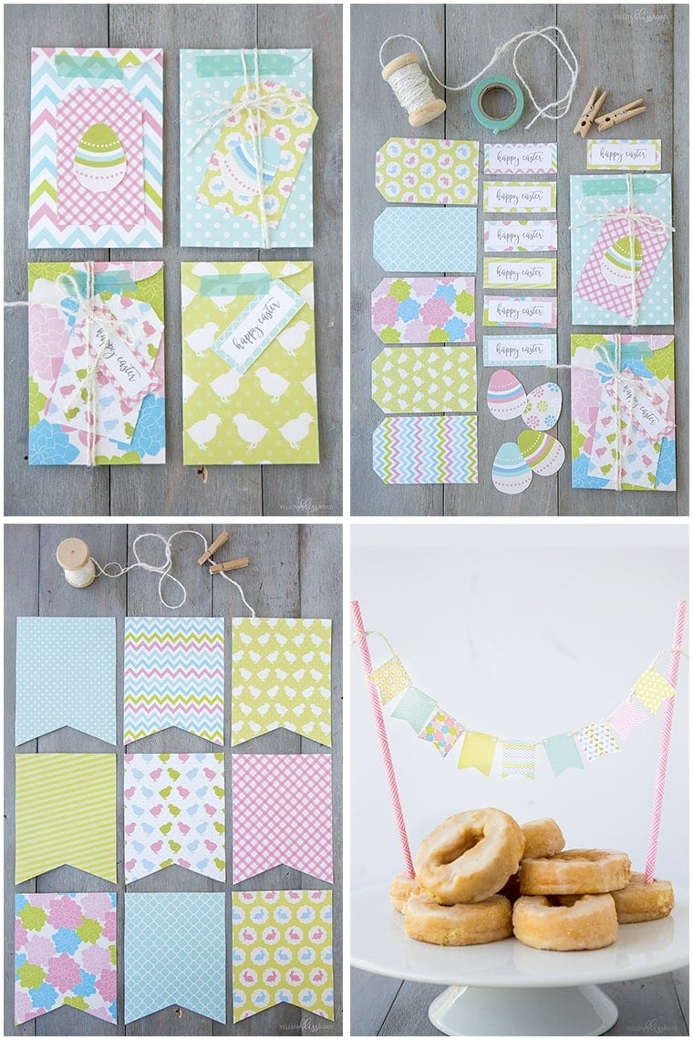 Spring and Easter Printables