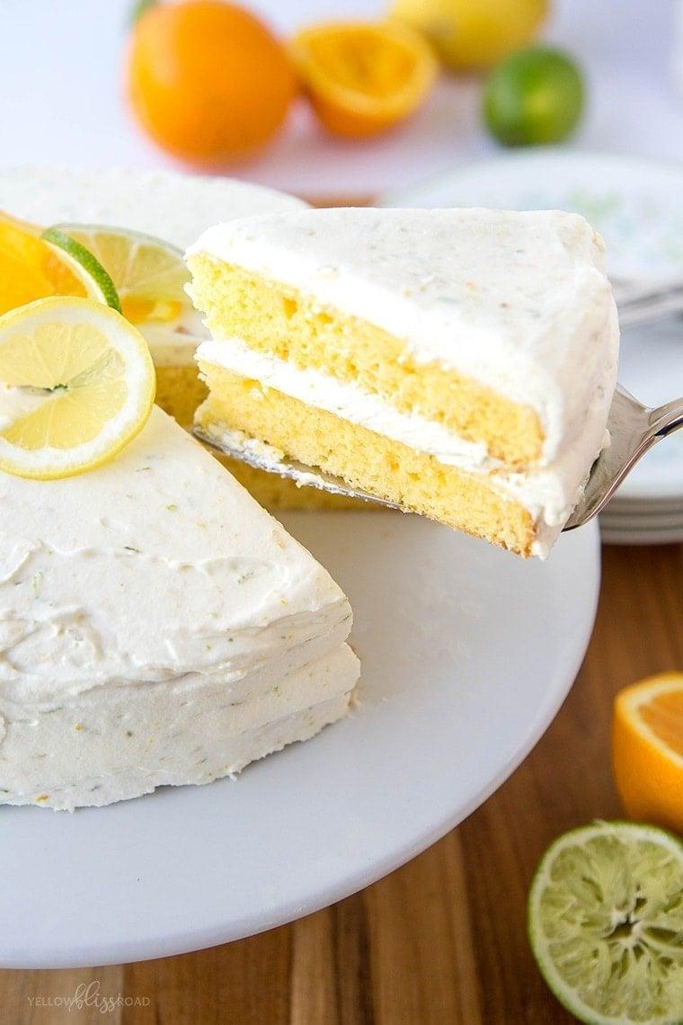 Citrus Cake 5