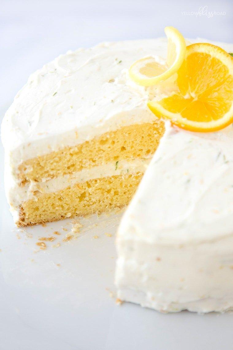 Citrus Cake 6