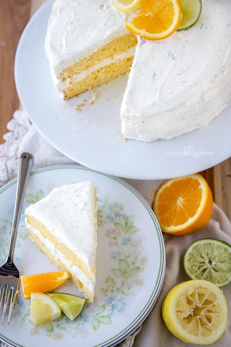 Citrus Cake 9