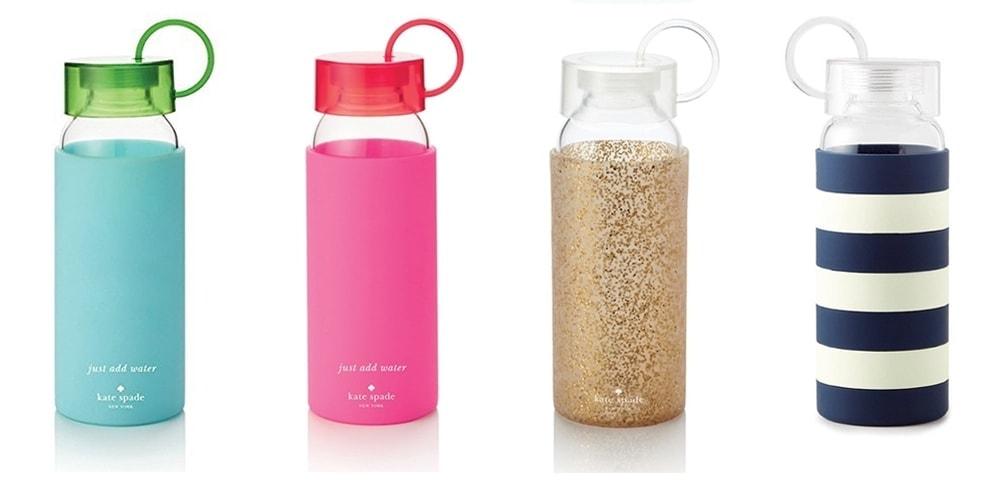 Kate spade water bottles