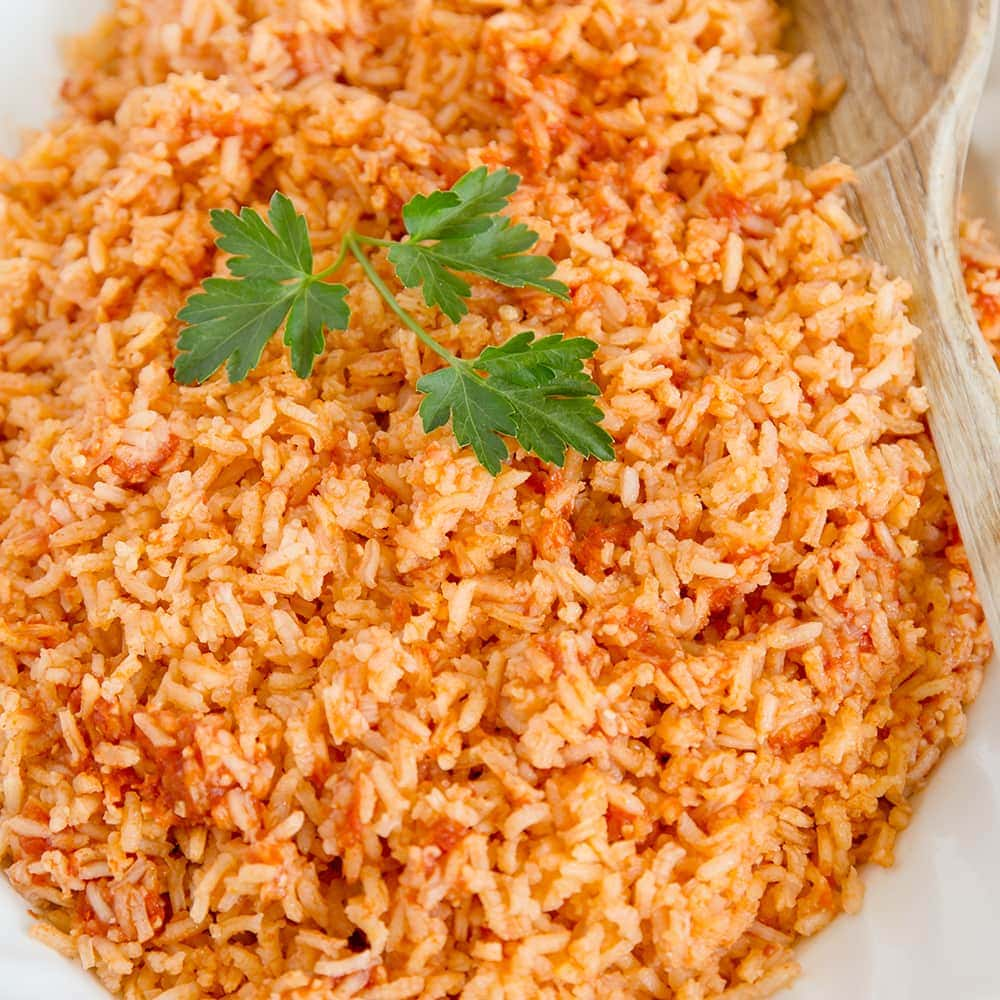 The BEST Authentic Mexican Rice Recipe | Mexican Side Dish