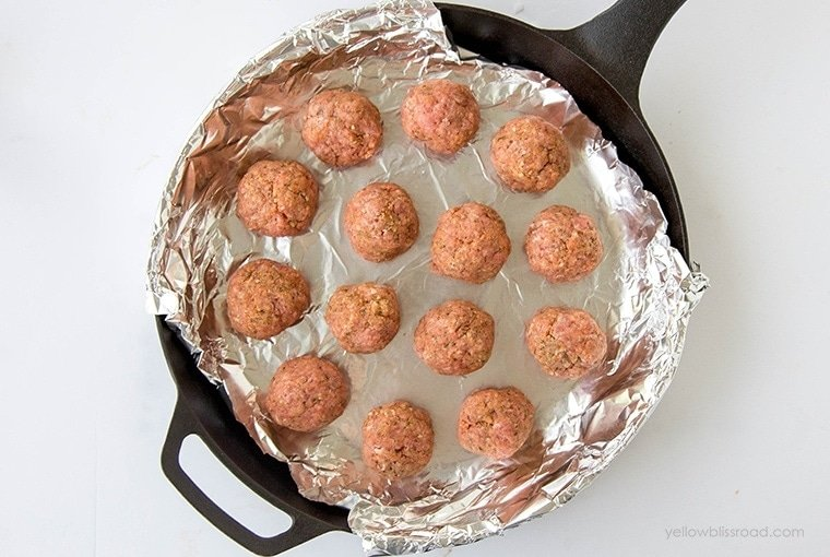 Parmesan Meatballs 11