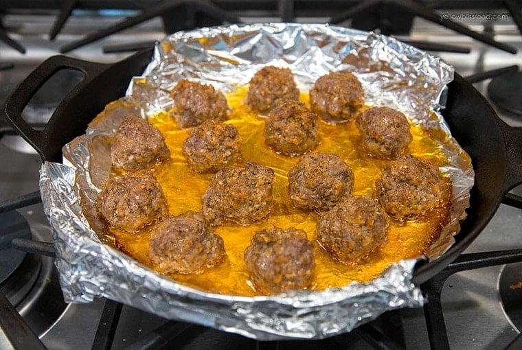 Parmesan Meatballs 13