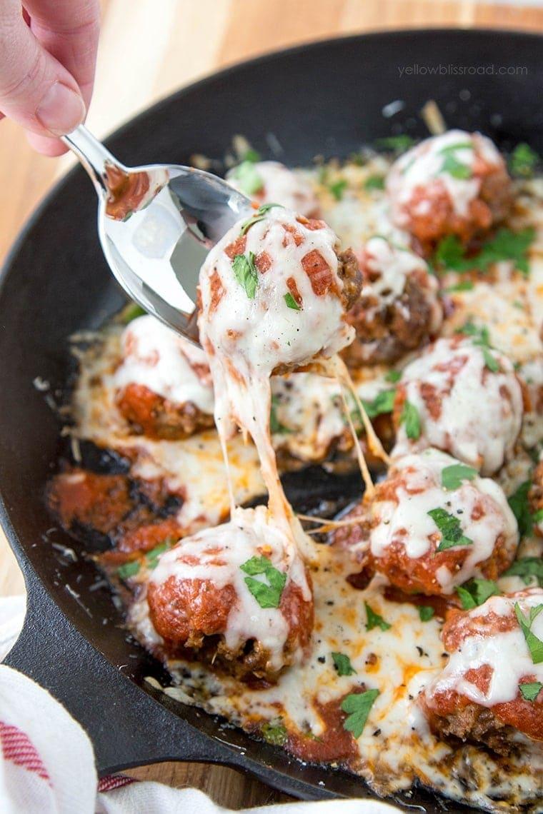 Parmesan Meatballs 29