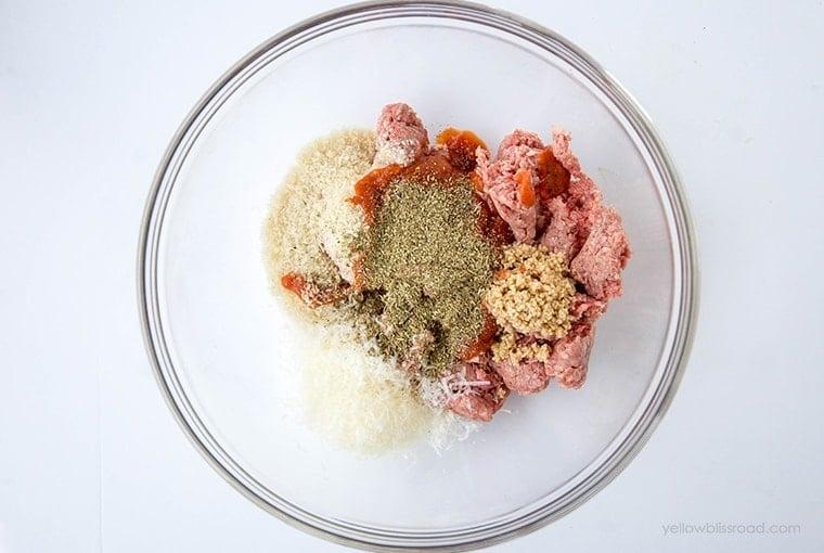 Parmesan Meatballs 4