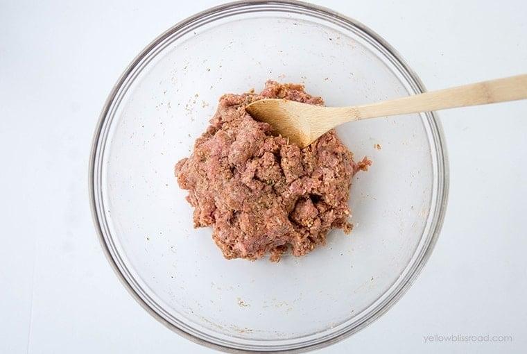 Parmesan Meatballs 6