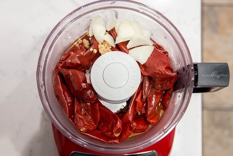 Slow Cooker Red Chile Beef 12