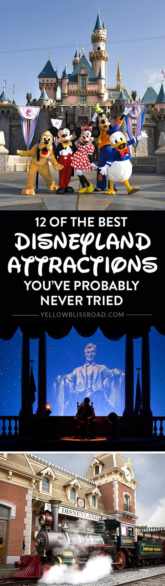 12 Best Disneyland Resort Attractions You've Probably Never Tried