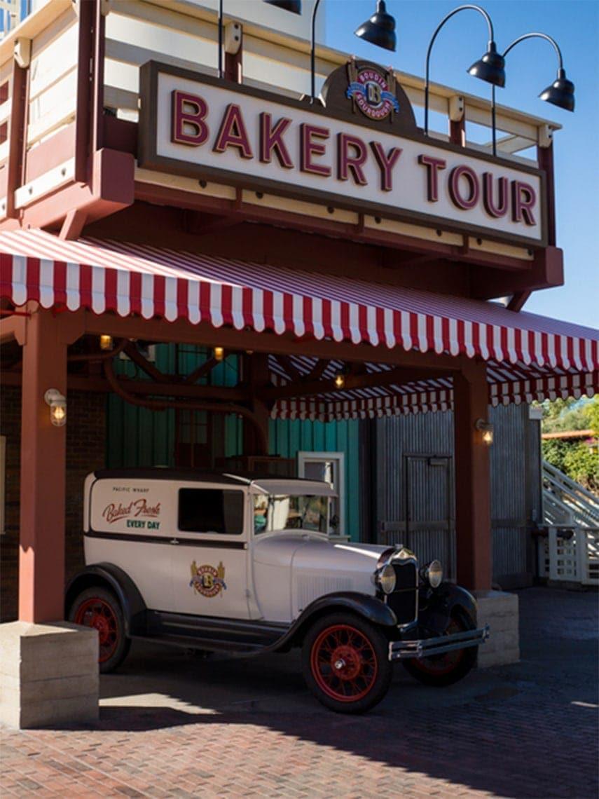 San Francisco Bakery Tour