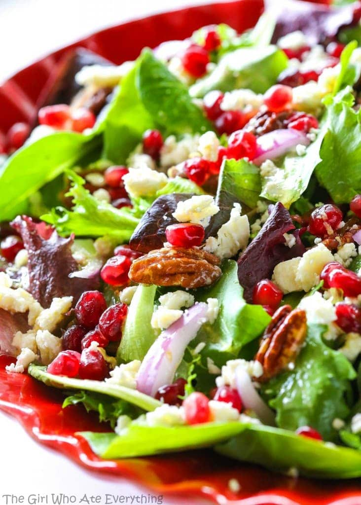 pomegranate-salad-the girl who ate everything