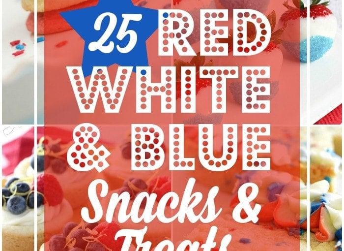 25 Patriotic Desserts and Snacks