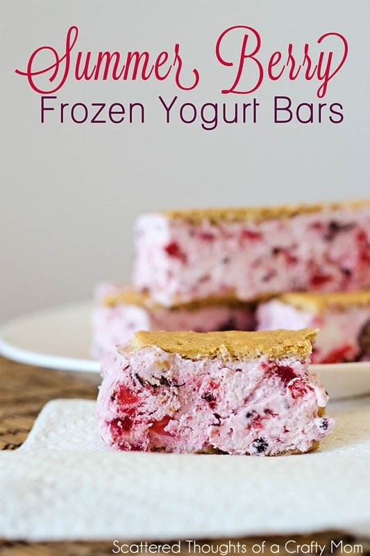 Summer-berry-yogurt-bars-Scattered Thoughts of a Crafty Mom