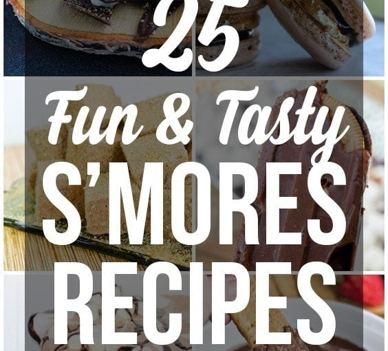 25 S'mores Recipes You'll Love