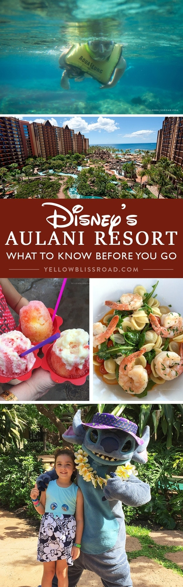 Disney's Aulani Resort in Hawaii - What to Know Before You go! Tips for your Hawaiian vacation